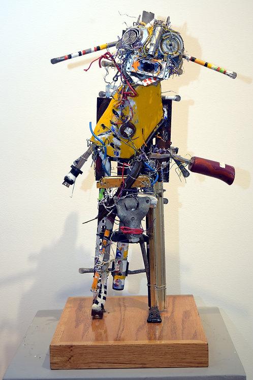 Prophet (Statue) by Karl McIntosh