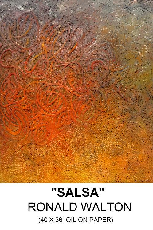 Salsa By Ronald Walton