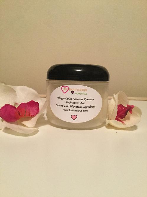 Lavender & Rosemary Body Butter