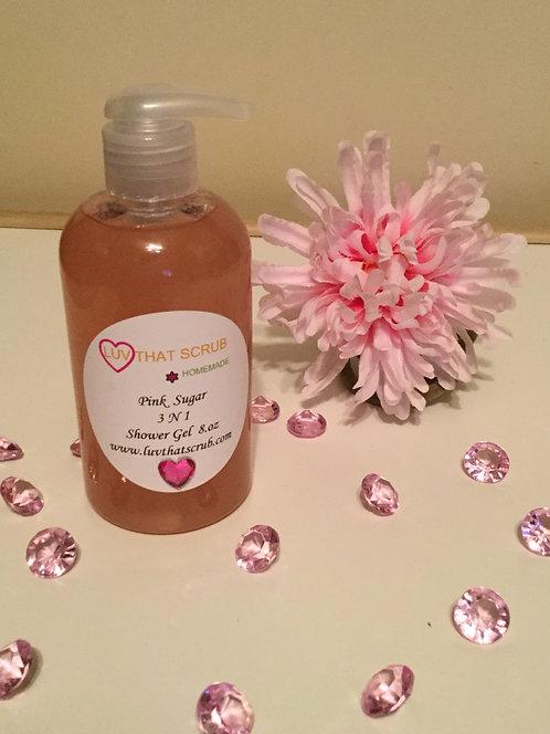 Pink Sugar 3N1 Shower Gel