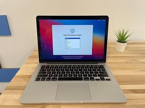 2015 13-Inch MacBook Pro 3.1 GHz / 16 GB / 512 GB SSD