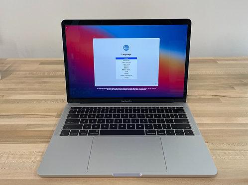 2017 Silver 13-Inch MacBook Pro 2.3 GHz / 8 GB / 128 GB SSD