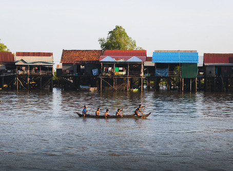 Price Update - Community First: Kompong Khleang Floating Village Tours - February 1, 2020
