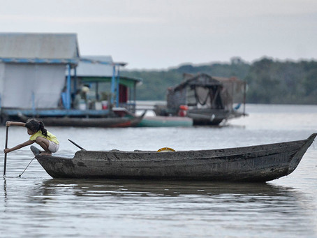 Kompong Khleang is the Best Floating Village to visit in Siem Reap. Here are 6 Reasons Why.