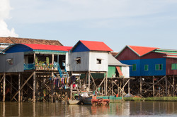 Photo of a Stilted Home