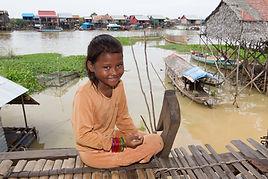 Kompong Khleang Floating Village Siem Reap