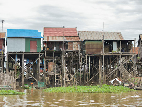 Selected Photos of Kompong Khleang by Danny Lim