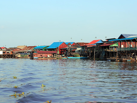 What to Expect on an October 2017 Floating Village Tour