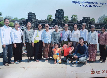 "Introducing ""Reverse Tours"" - Free Temple Tours for Elderly Residents"