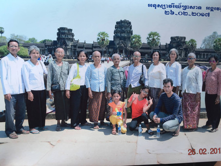 """Introducing """"Reverse Tours"""" - Free Temple Tours for Elderly Residents"""