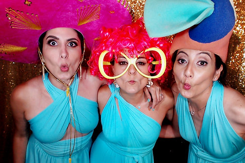 Photo Booth 3 hour package