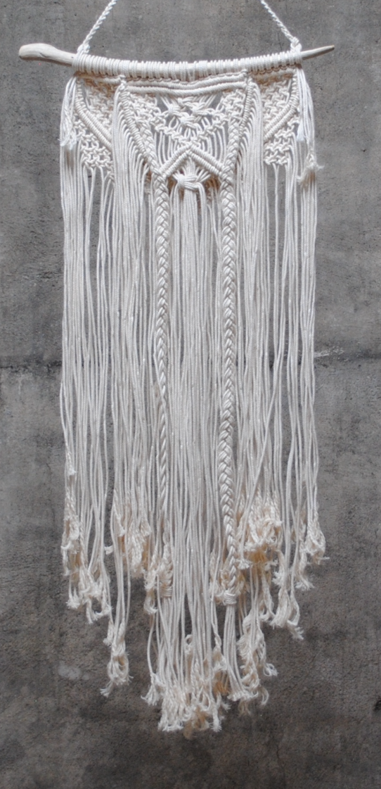 Väggbonad/Wallhanging Lin M
