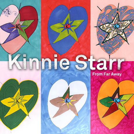 Kinnie Starr - From Far Away (2014)