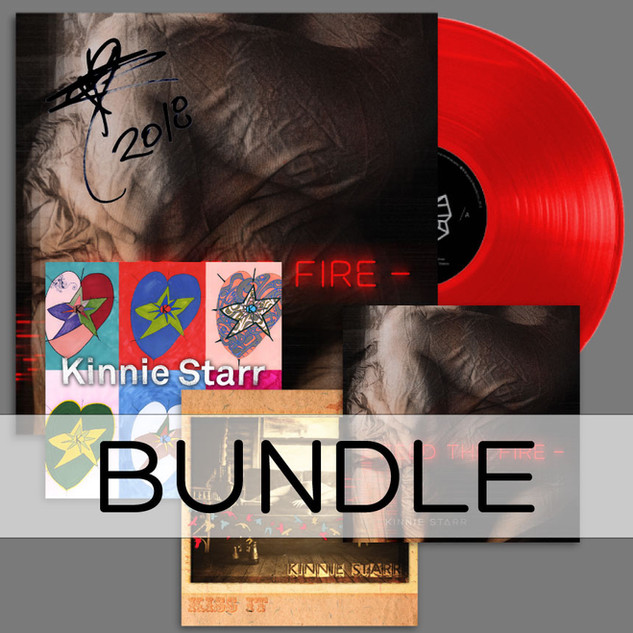 Vinyl/CD bundle
