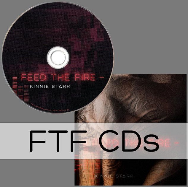 Feed the Fire CDs
