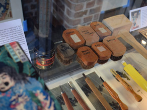 Woodblock printing – an overview