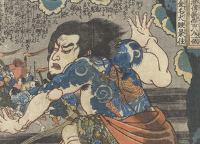 Kuniyoshi Utagawa – Master of Japanese Tattoos