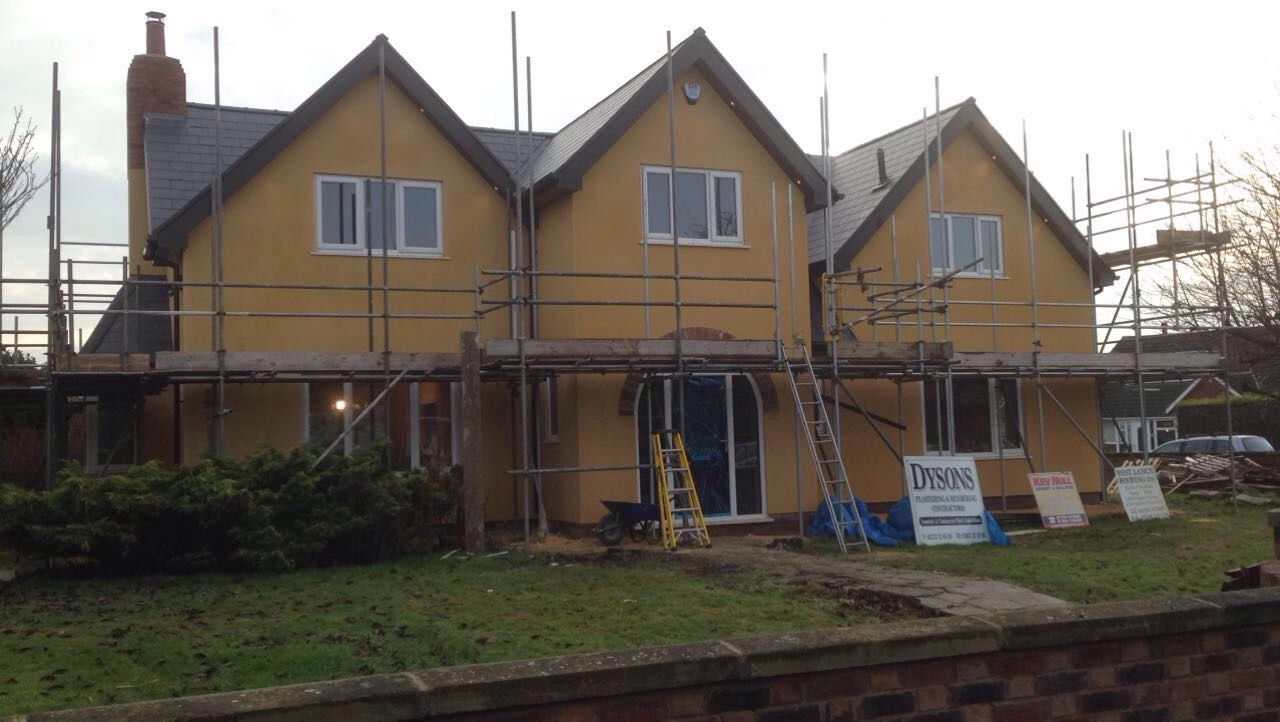 New build property