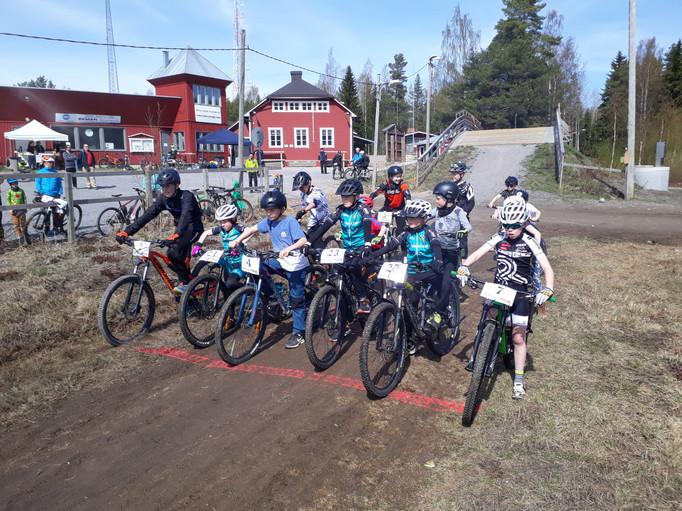 Cykeldag med nya föreningen