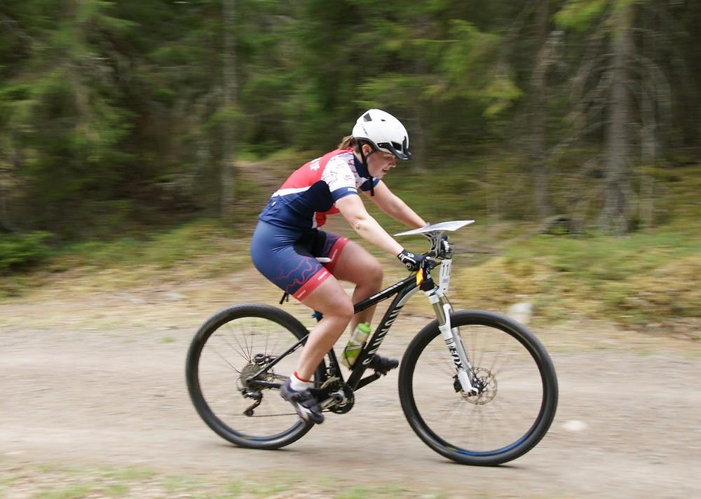 Hiiltomiehet cykelorientering 2017