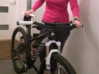 Fyra år av cykelglädje