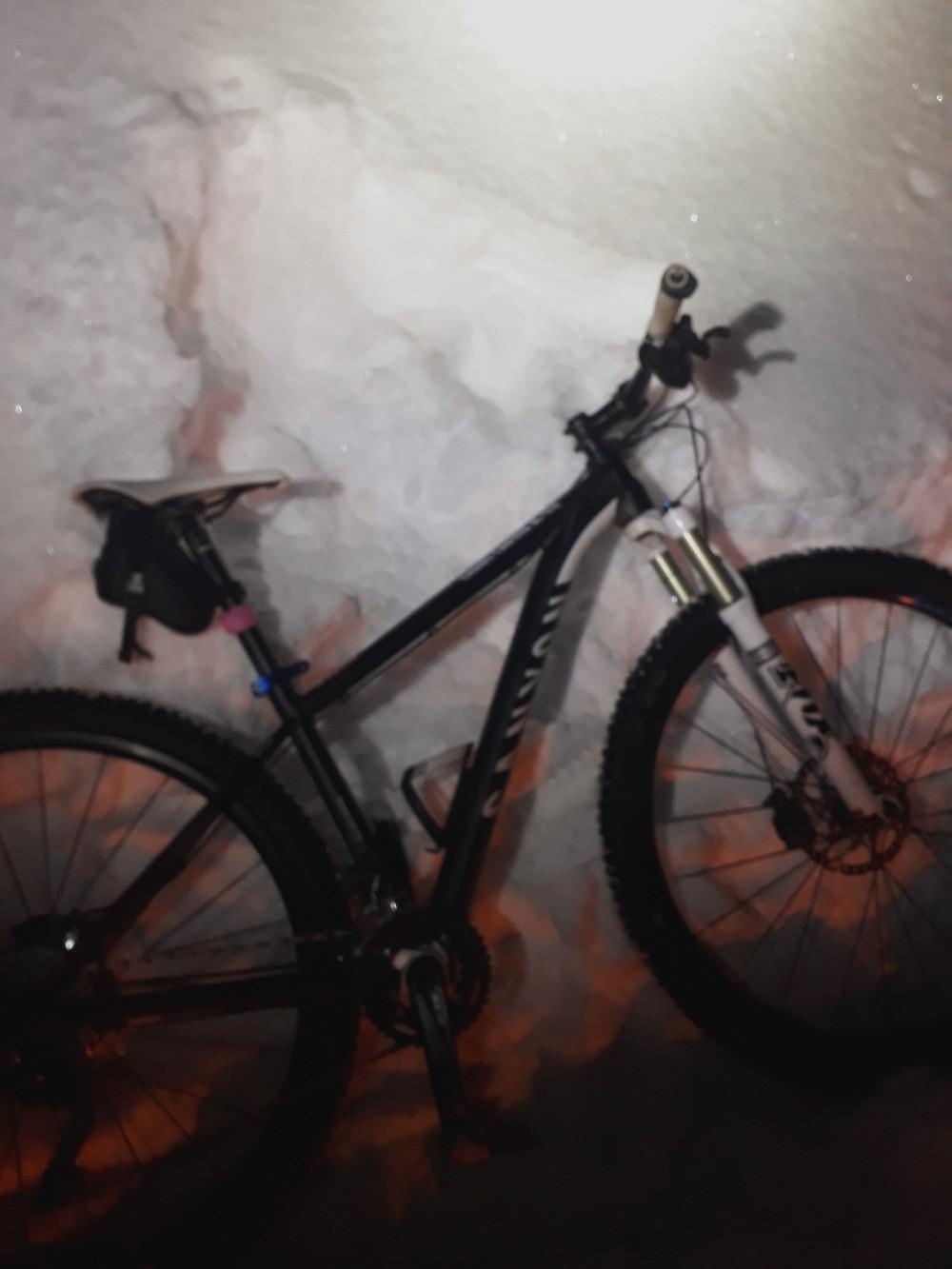 Cykelsnöängel