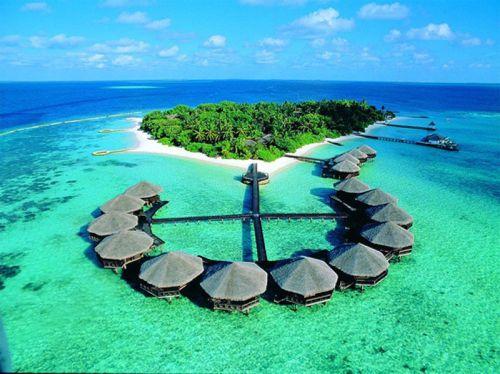 Роскошный отдых на островах