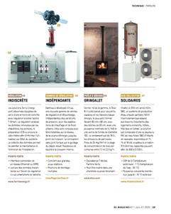 T-SMART dans Génie climatique Magazine