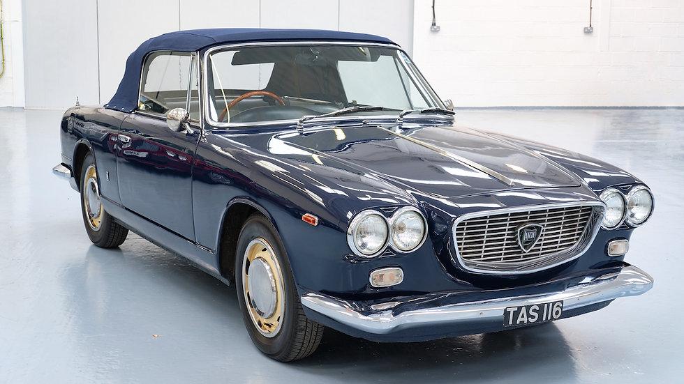 Impeccable 1964 Lancia Flavia Vignale Convertible