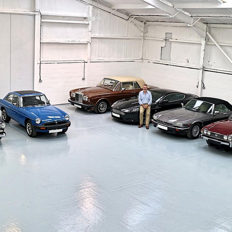 Classic Car Sales & Storage In Beverley | Pipe Dreams Classic Cars