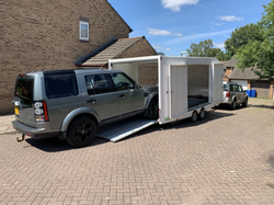 Classic Car Transport Beverley | Pipe Dreams Classic Cares