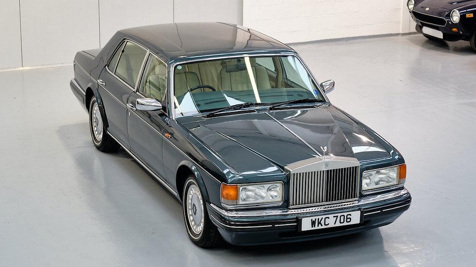 1997 Rolls Royce Silver Dawn