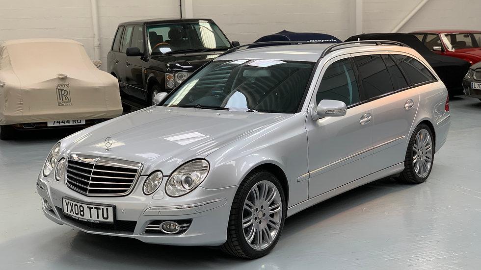 2008 Mercedes Benz 280 CDI Sport Auto