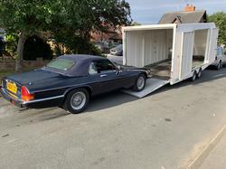 Classic Car Transportation Humber | Pipe Dreams Classic Cars