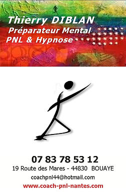 Coach / Preparateur mental / PNL / Psychologie / sport/ hypnose