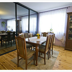 dining room with full length mirror.jpg