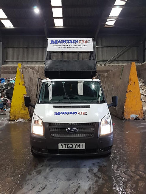 maintain UK van at the tip.jpg