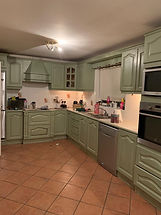 Spray painted kitchen units.jpg