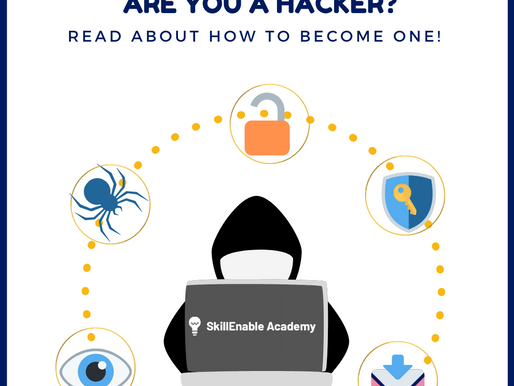 Are you a hacker?