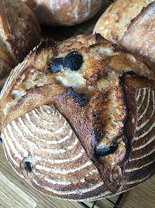 Lara's Bakery - olive loaf