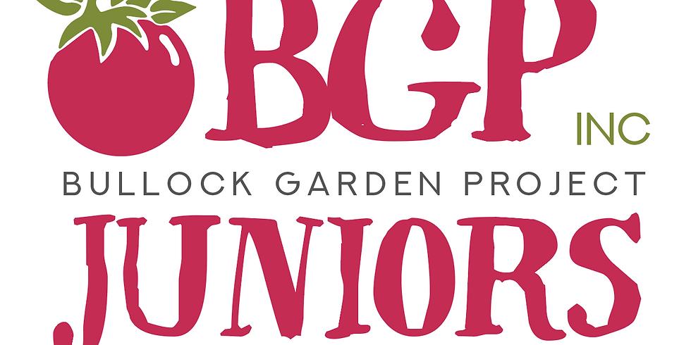 BGP Junior Master Gardener Classes - Class 2