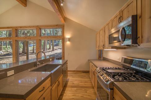 Tahoe Donner - kitchen