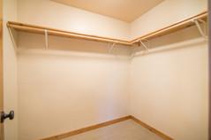 Tahoe Donner - large master closet