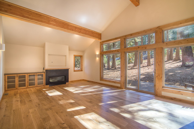 Tahoe Donner - great room