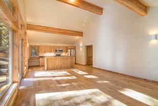 Tahoe Donner - open floor plan great room and kitchen