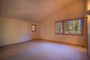 Tahoe Donner - master bedroom