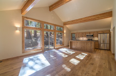 Tahoe Donner - open floor plan great room and kitchen