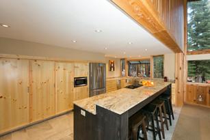 Northstar - finished kitchen