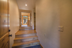 Tahoe Donner - entry way