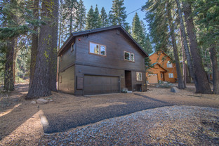 Tahoe Donner new construction - designed and built by M Renovations